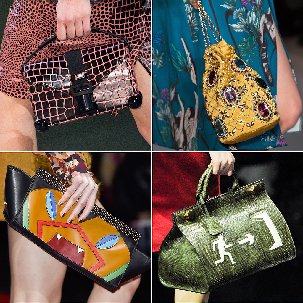 The Absolute Best Bags From London and Milan Fashion Weeks