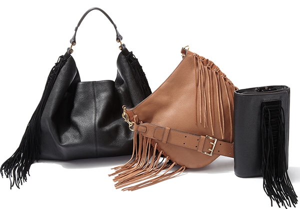 Rebecca Minkoff Heavy Laced Bags at Saks Fifth Avenue