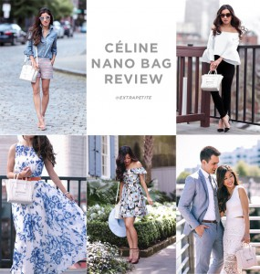 HOW TO CLEAN & CARE FOR CELINE NANO BAG