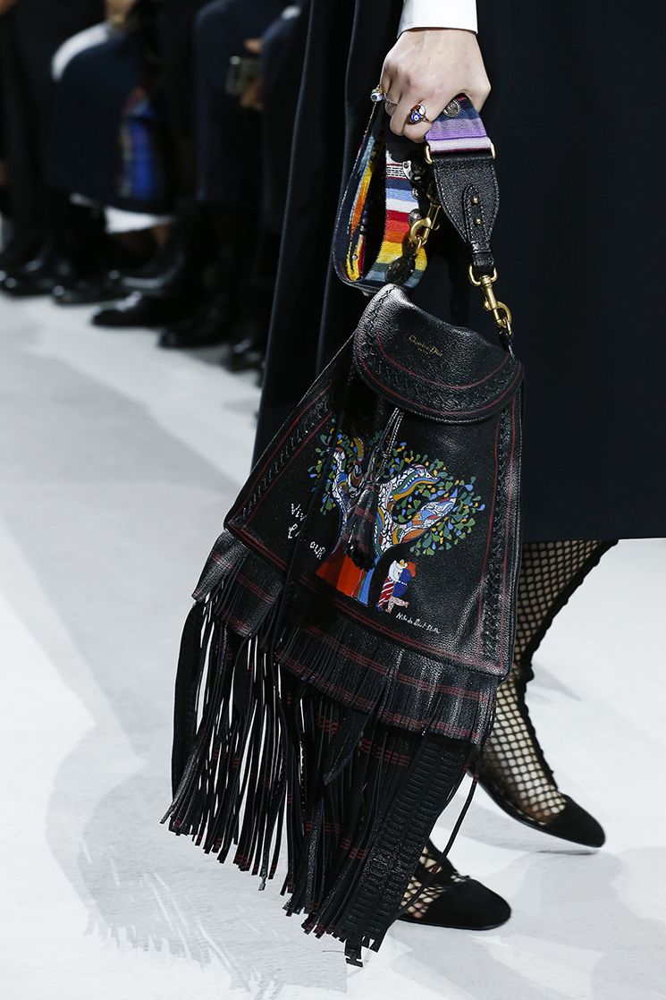 2019 year looks- Dior Replica spring summer runway bag collection