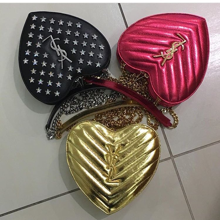 saint-laurent-heart-bag
