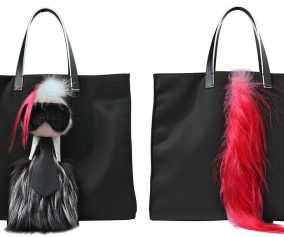 Fendi Karlito Tote Bag Replica