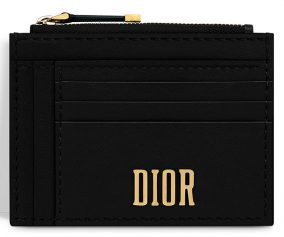 Dior-D-Fence-Zipped-Card-Holders