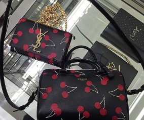 Yves-Saint-Laurent-Cherry-Bags
